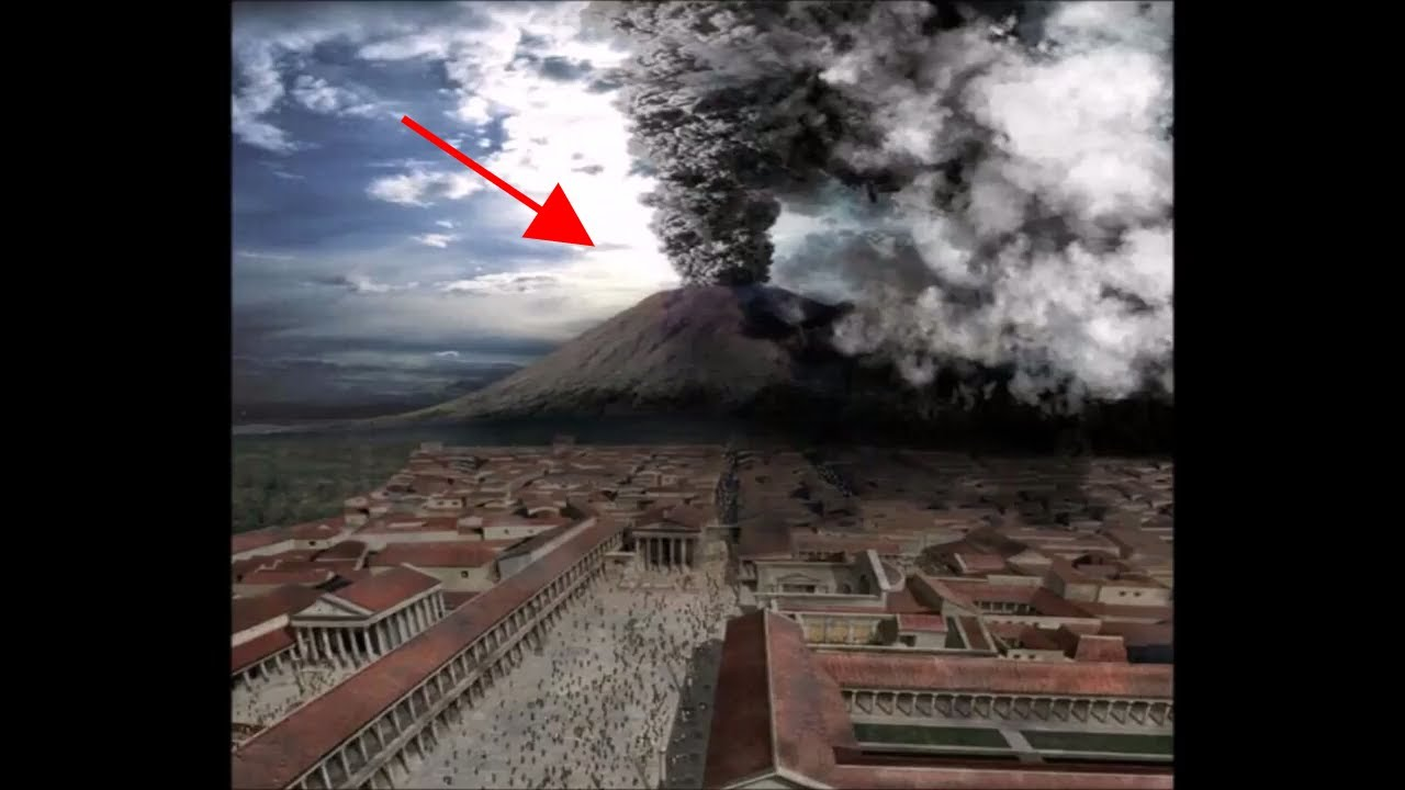 BrenTRM Visits Rare Collection Of Pompeii Italy Items From The 79 AD Eruption Mount Vesuvius