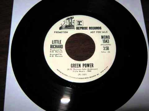 Little Richard - Green Power