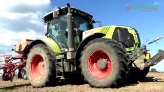 Claas Arion 620 - maszyna rolnicza