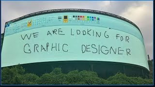 Creative Job Adverts That Will Make You Wanna Apply For Them