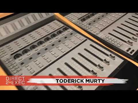 Toderick Murty Performs at Direct 2 Exec Los Angeles 8/8/17 - Atlantic Records