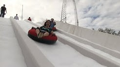 Play in the snow in Florida at Fun Spot America's SnoSpot