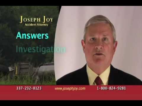 "Joseph ""Buzzy"" Joy - Car and Truck Accident Attorney"
