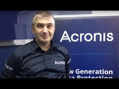 Interview with Serguei Beloussov, Acronis CEO - 26 February 2016