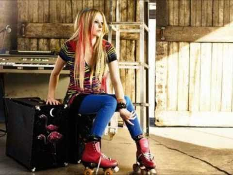 Avril Lavigne - Everybody Hurts (Goodbye Lullaby)