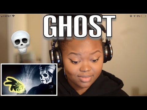GHOST- Square Hammer REACTION!!!