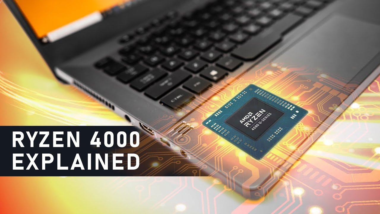 Now Intel S In Real Trouble Ryzen 4000 Series Notebook Cpus Are Here Youtube