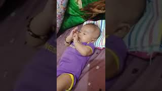 When baby try ninjutsu