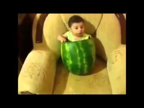 Ребёнок спрятался в