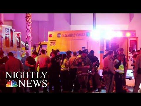 Meet The Heroes Of Las Vegas | NBC Nightly News