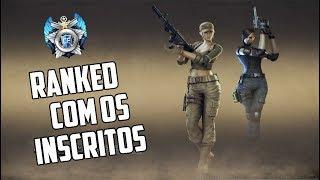 Crossfire Legends Brasil - Ranked com Inscritos