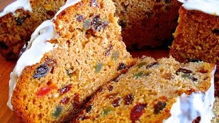Tea Cake Recipe - Irish Barmnbrack Tea Cake