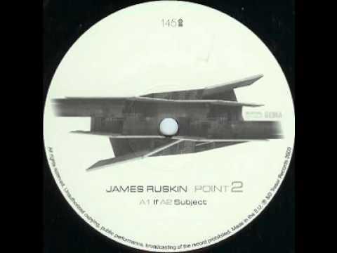James Ruskin - If - Point 2 EP - Tresor 145