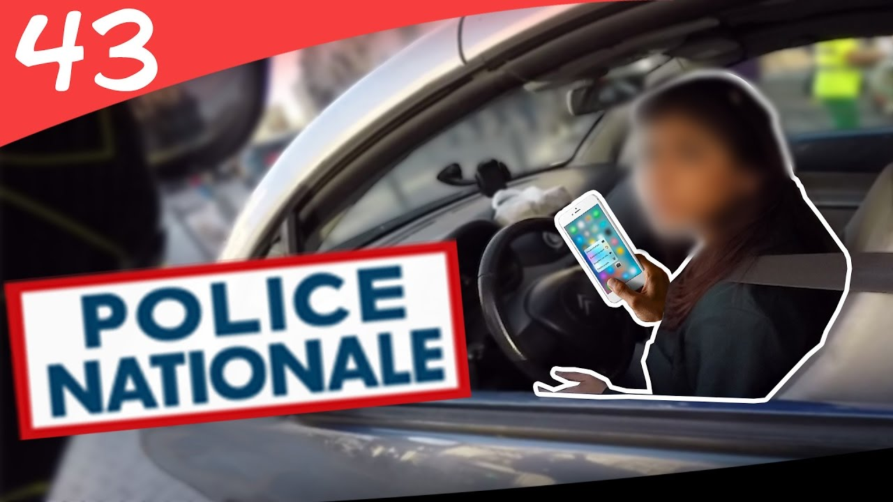 Police nationale le portable madame vu moto 43 for Police nationale lille