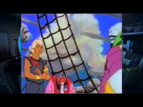 Смотреть онлайн мультфильм пираты темной воды все серии
