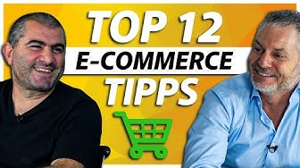 E-Commerce Tipps: Die TOP 12 Erfolgsfaktoren für deinen Onlineshop