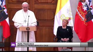 Discurso Papa Francisco en Chile