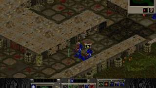 Warhammer 40k Chaos Gate gameplay part 1