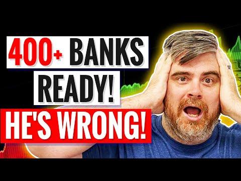 Why Banks Begging