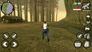 GTA San Andreas Mission #28 Badlands || Android