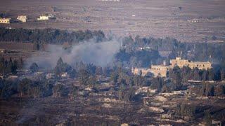 أخبار عربية   قوات النظام تقصف قرية في الجنوب السوري وتخرق #الهدنة