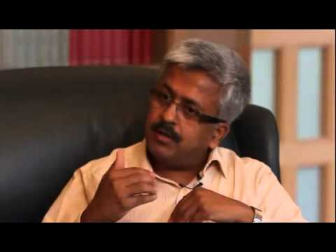 Dr.R.Balasubramaniam interview at Cornell University in 2010