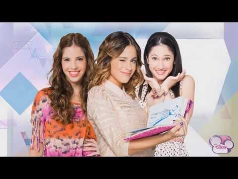 Violetta 2 Codigo Amistad Karaoke (FULL HD)