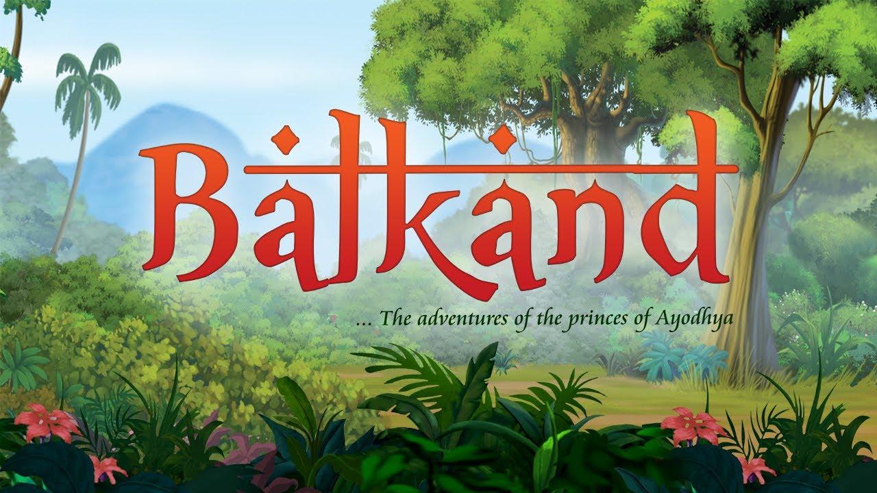 Balkand - The adventures of the princes of Ayodhya   Episode 01  Stories for Kids   Hindi Kahaniya
