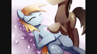 (MLP FiM) Derpy X Dr Whooves  ~Little Talks~