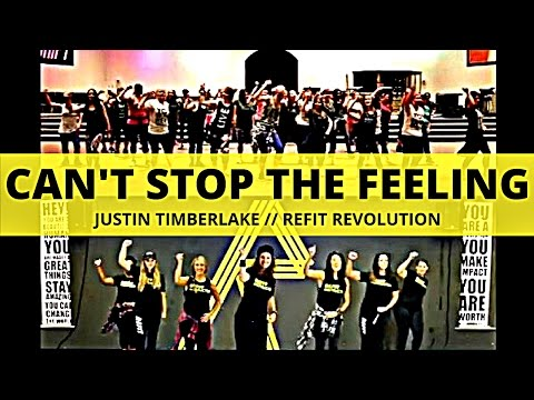 """Can't Stop The Feeling!"" 