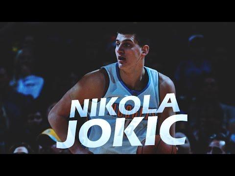 NIKOLA JOKIĆ - POINT CENTER - BEST PLAYS - 2017