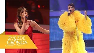 Ivana Dimkovski i Valentina Kuzmanovic - Splet pesama - (live) - ZG - 20/21 - 02.05.21. EM 64