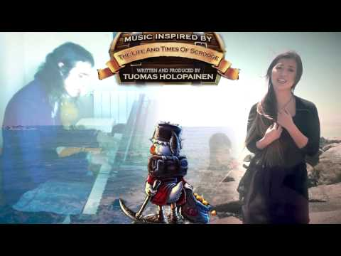 A Lifetime of Adventure - Tuomas Holopainen - Cover (With Piano & Violin)