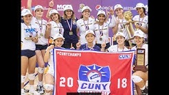 #QCCDidYouKnow QCC won the last FOUR CUNY 🏐 titles!