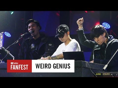 Weird Genius @ YouTube FanFest Indonesia 2017