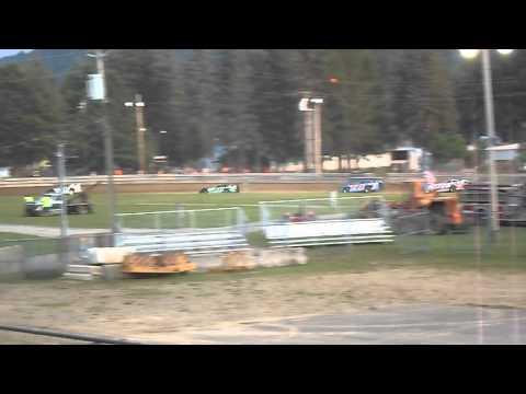 Little Valley Speedway Super Late Models Heat 1 Part 1 7 17 15
