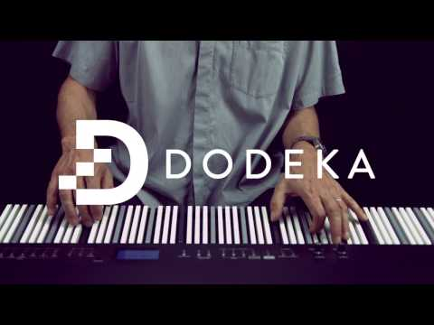 Playing the DODEKA keyboard - 1