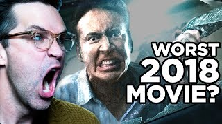 Best Bad Movie of 2018 - RANKED