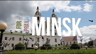 Pray For Minsk -  Eurasian Missions