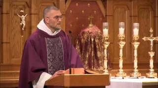 Mar 15 - Homily: The Law of the Lord