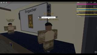   AUS  Australian Defence Force   Roblox _Traning parts