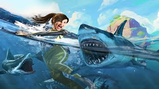 Shark Attack 2020 - Check out this video game!