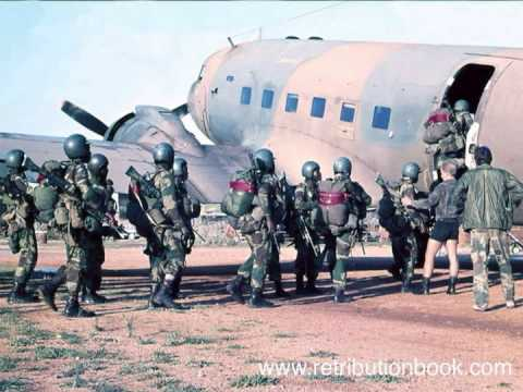"Rhodesian African Rifles (RAR) ""Sweet Banana"""