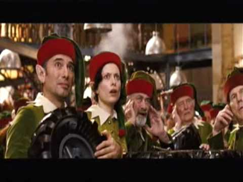fred claus youtube
