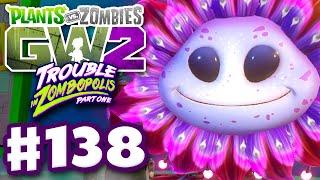 Plants vs. Zombies: Garden Warfare 2 - Gameplay Part 138 - Alien Flower! (PC)
