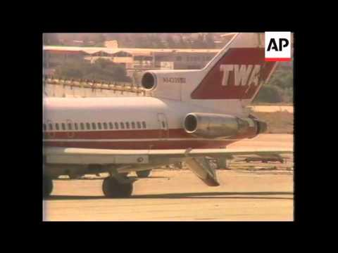 TWA Hijack - The search for Safety in the Skies
