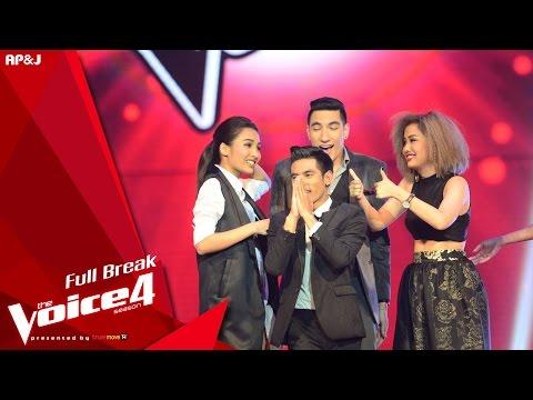 The Voice Thailand - Live Performance - 29 Nov 2015 - Part 4