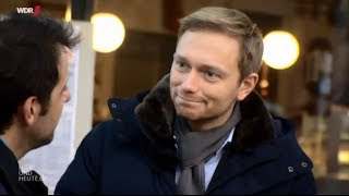 Christian Lindner (FDP) und das Grundeinkommen