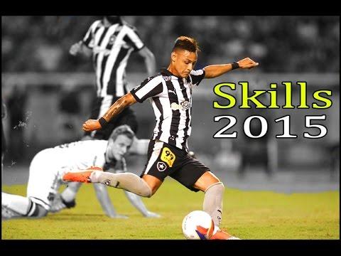 Neilton ● Botafogo ● Goals & Skills ● 2015 ● ||HD||