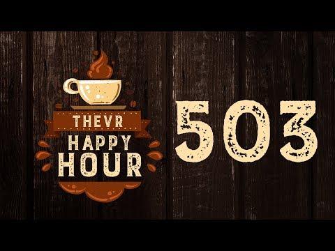Férfi ideál & Computex & Utálkozás | TheVR Happy Hour #503 - 05.28.